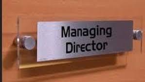 مدیر عامل و وکیل شرکت